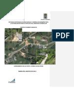 Estudio Geotecnico Estabilizacion de Taludes