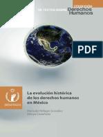 EvoluciónHistórica.gonzález Castañeda