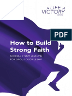 03 How to Build Strong Faith