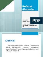 Referat Alopecia