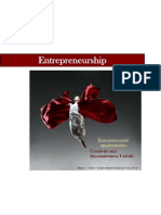 Enterprise & Innovation Assignment - Entrepreneurial Opportunities