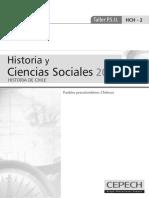 HCH2 Pueblos Precolombinos Chilenos