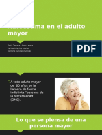 Autoestima en El Adulto Mayor (1)