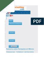 Franquicias Info