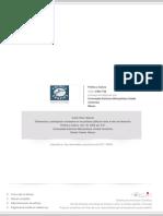 Gobernanza y Participación Ciudadana en Las Políticas Públicas Frente Al Reto Del Desarrollo