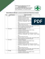 Identifikasi Resiko Layanan Klinis Di Puskesmas Paskis