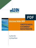 Belden IBDN Presentación Extra
