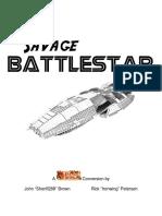 Savage Worlds RPG Battlestar Galactica