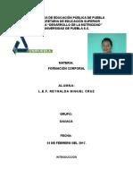METODOS ANTROPOMETRICOS Y DEPORTE ESCOLAR