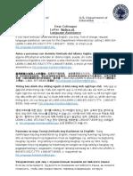 Dear Colleague Letter (Transgendered Students, Title IX Guidance)