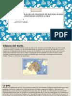 Contexto Globlal en Los Procesos de Paz En