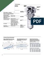 PALL Gen Filter Classification