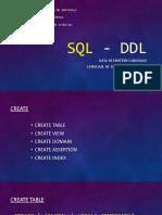 [MIA]DDL SQL