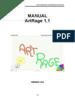 Manual Artrage