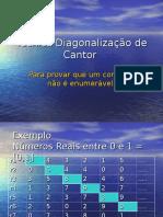 Diagonal Iza Cao