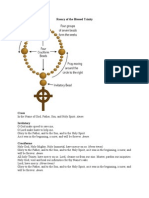 Rosary of the Blessed Trinity