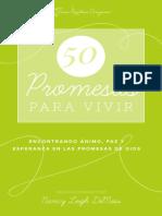 50 Promesas Para Vivir