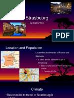 french presentation strasbourg pdf