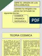 5. Origen Del Petroleo