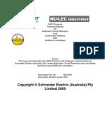 N00-324 DNP3 Protocol Technical Manual CAPM4-5