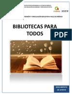 Bibliotecas Para Todos