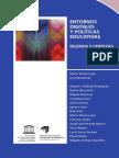 Entornos Digitales y Politicas Educativas