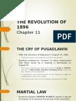 The Revolution of 1896