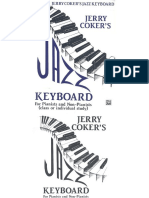 Jerry Coker Jazz Keyboard for Pianists and Non Pianists