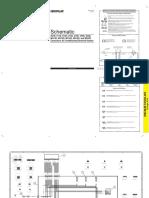 Diagrama Electrico a.c 320d Con Motor c6.4
