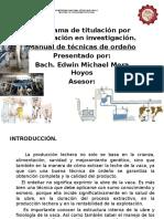Presentacion Del Manual