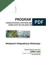 Program Peningkatan Mutu Dan Keselamatan Pasien Rsiauh 2