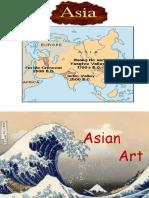 Asian Arts 1