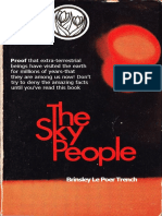 The Sky People (1970) by Brinsley Le Poer Trench