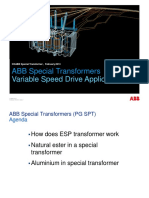 D1 5 VSD Transformers
