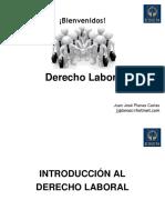 Clases Derecho Laboral 2017