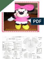 crochet(mickey mouse)
