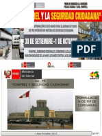 Pip de Una Comisaria en Peru - Foniprel 02