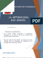 La Metodología Box-jenkins