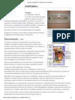 Interruptor Magnetotérmico - Wikipedia, La Enciclopedia Libre