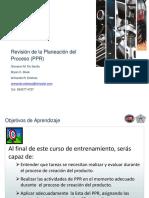 Process Planning Review Training v3 (Español)