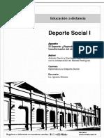 García a. y Pecile S. El Deporte Como Transformador Social