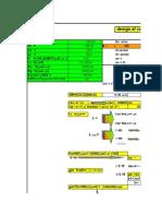 Column Design Excel
