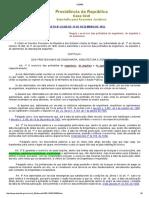 DECRETO 02-Decreto Nº 23569 de 1933-Regula a Profissao de Arquiteto