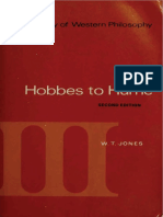 [W. T. Jones, Robert J. Fogelin] a History of Western Philosophy, From Hobbes to Hume