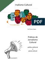 2ª Aula - Organização da Cultuta + Política editorial