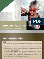 Sida en Pediatría