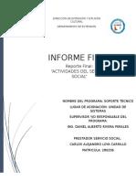 Informe Final Servicio Social (286336)