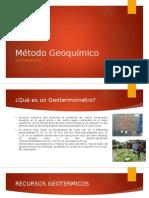 Geotermometría isotópica