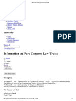 Information on Pure Common Law Trusts.pdf