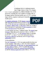 16 Bit 32 Bit Processor